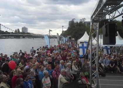 2014 - Zuschauer Finnland